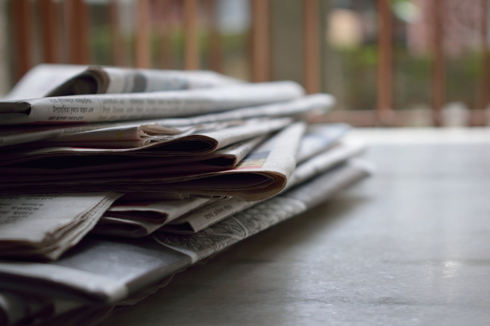 Good Journalism: You suck at the news. Stop it. (Newspapers)