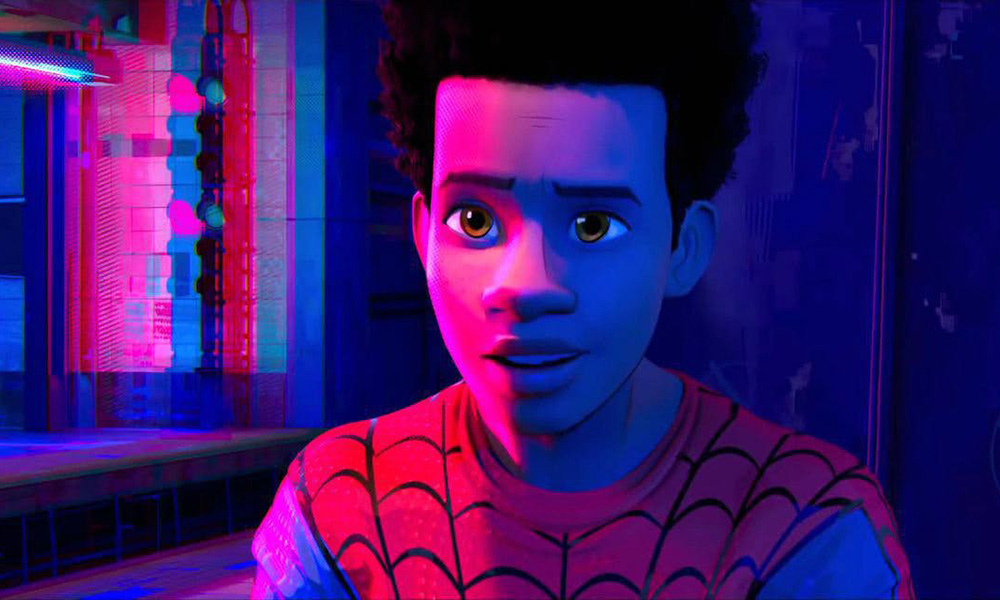 'Spider-Man: Into the Spider-Verse' - Miles Morales