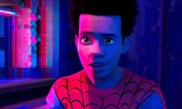 'Spider-Man: Into the Spider-Verse' - Miles Morales