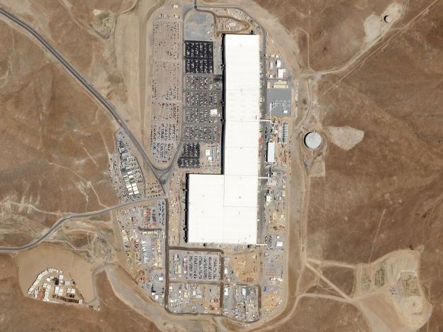 Tesla Gigafactory, Sparks, Nevada