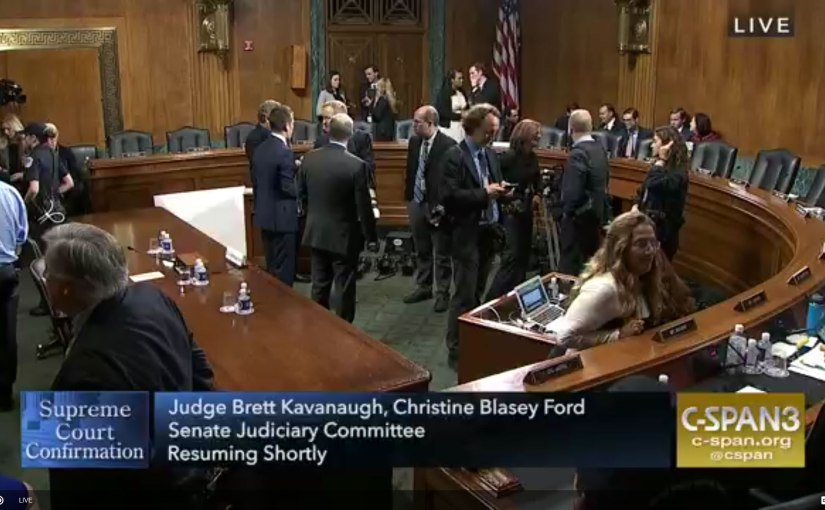 Kavanaugh-Ford Hearings