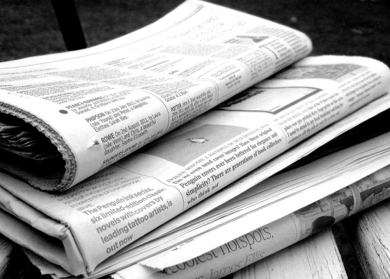 Newspapers, JonS on Flickr