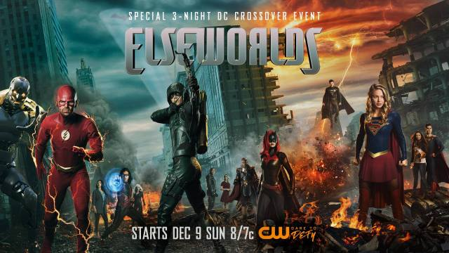 Elseworlds, Part Two