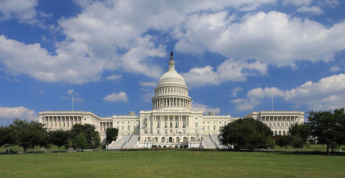 US Capitol, by Martin Falbisoner