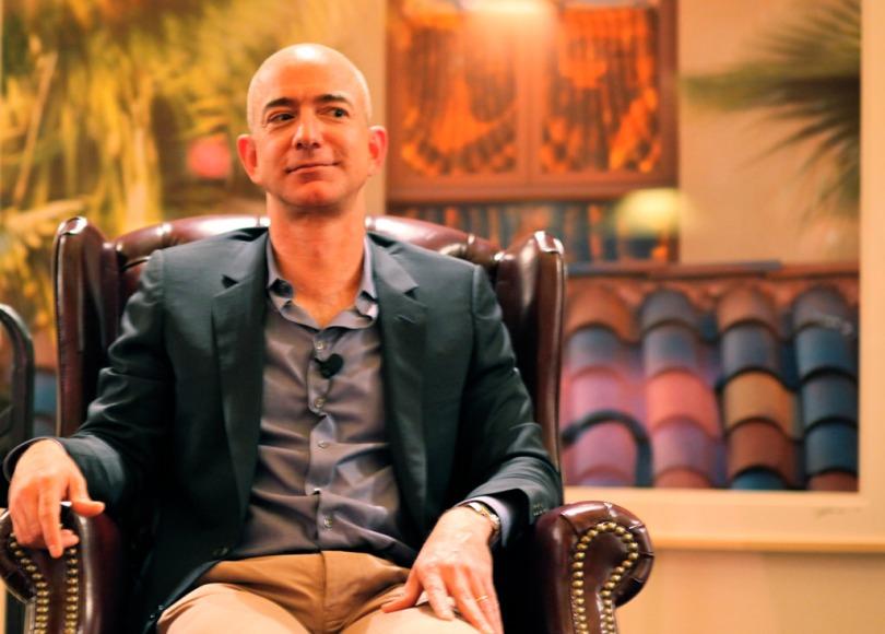 Jeff Bezos, By Steve Jurvetson