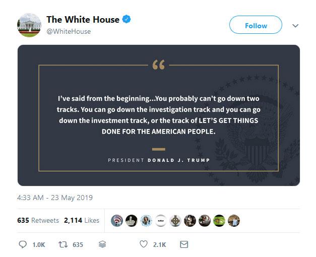 Trump Tantrum Quote 1