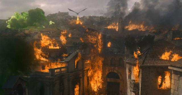 Game of Thrones, Season 8, Episode 5, 'TheBells'