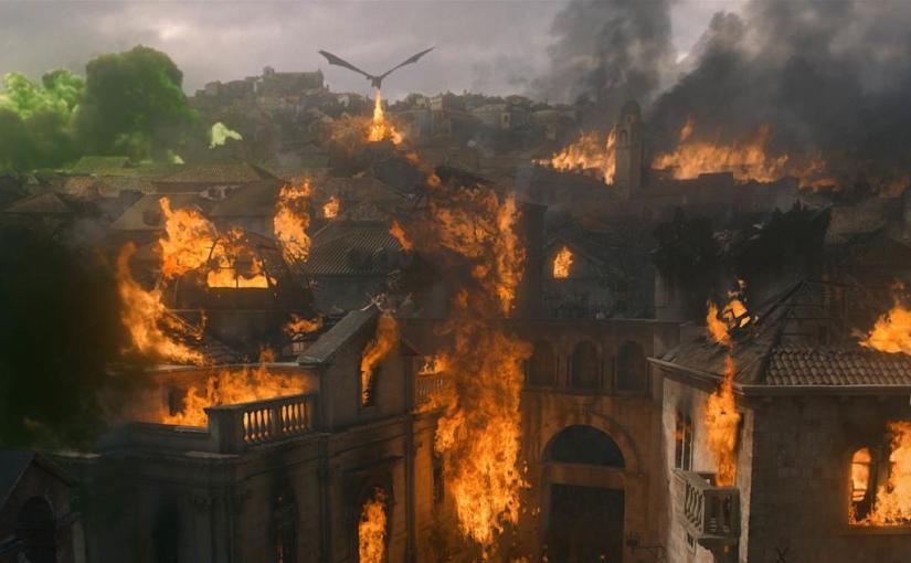 Game Of Thrones - Season 8 - Episode 5 - The Bells