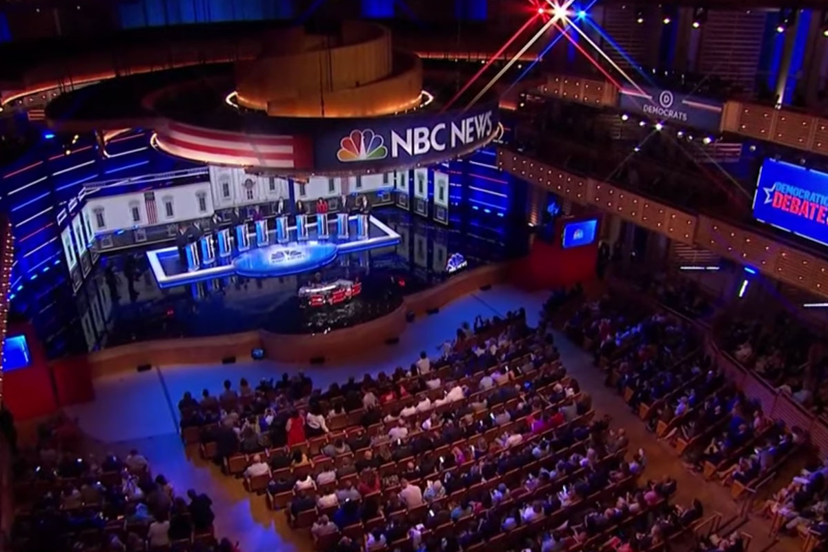 Democratic Presidential Debate - June 26