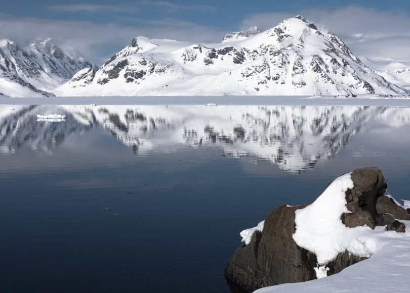 Greenland Reflections, Markus Trienke