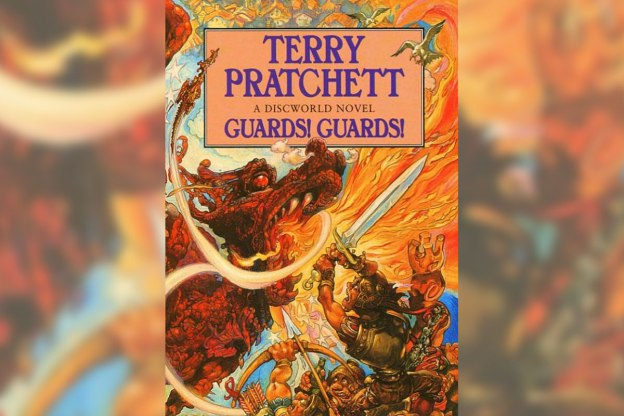 Guards! Guards!, Terry Pratchett