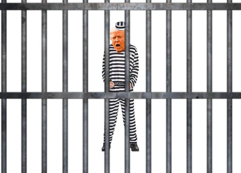 Trump - Prisoner