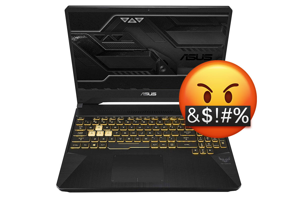 Asus Tuff Gaming Laptop