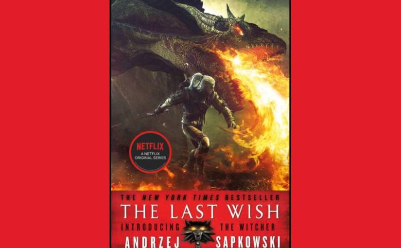 Witcher series, by Andrzej Sapkowski