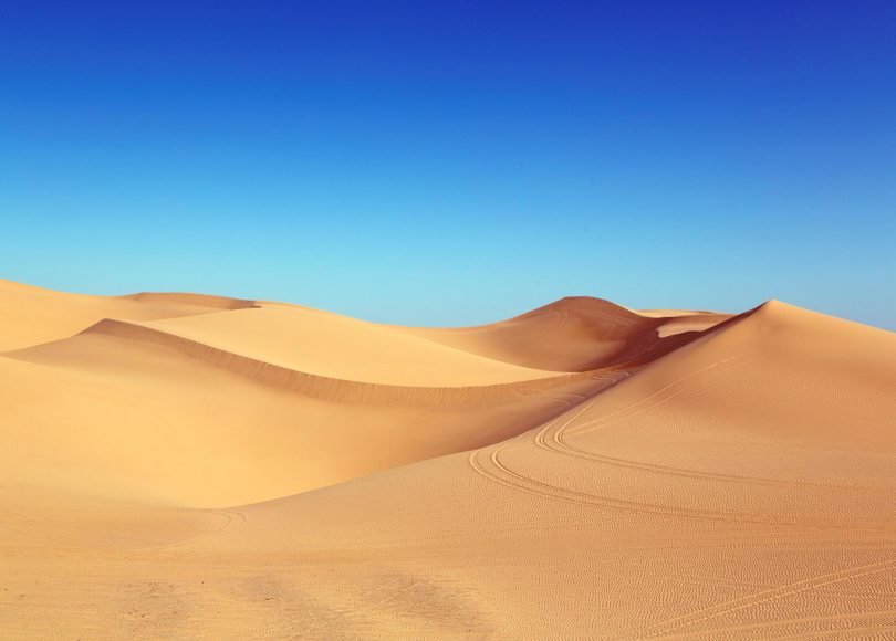Desert - Pexels - Please stop listening to Instagram influencers.