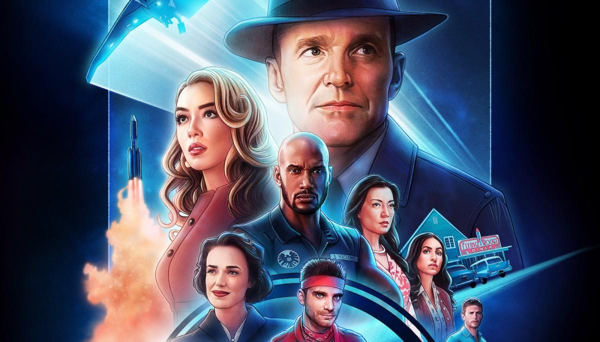 Agents of S.H.I.E.L.D., Season 7 Poster