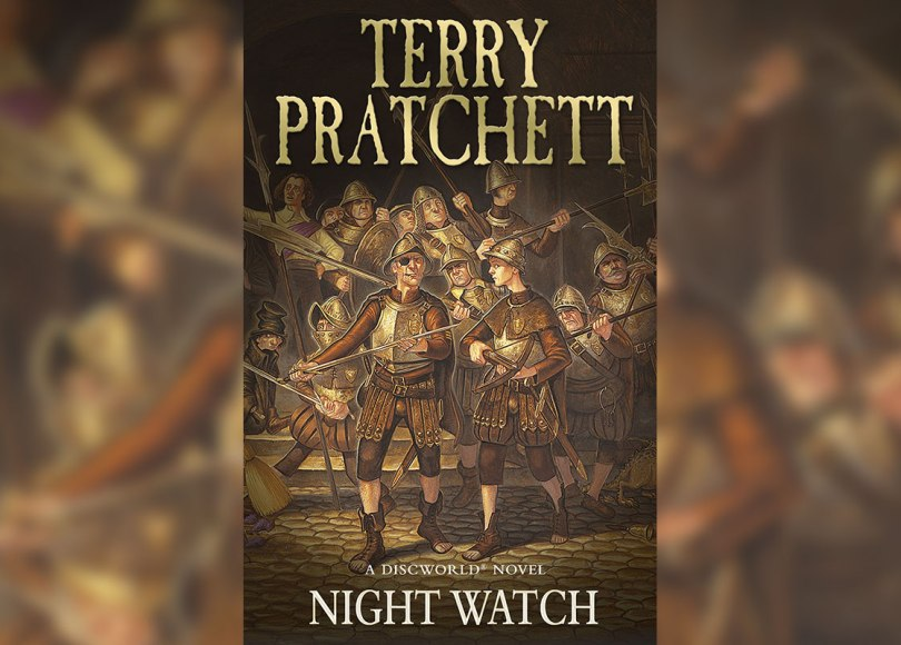 Book Cover for Night Watch, by Terry Pratchett