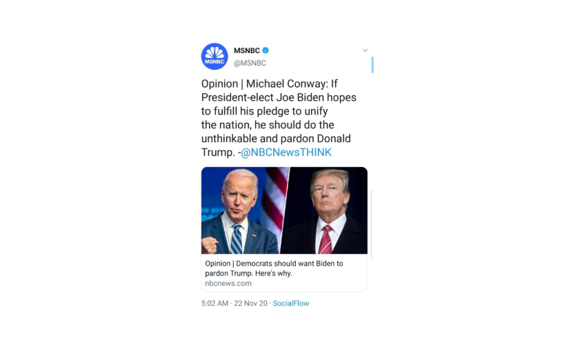 MSNBC's very dumb op-ed