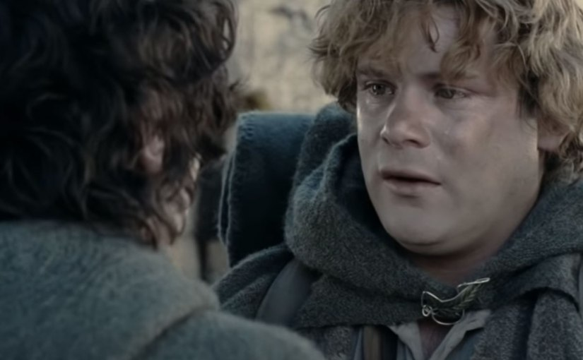 That there's some good in this world, Mr. Frodo, and it's worth fighting for.
