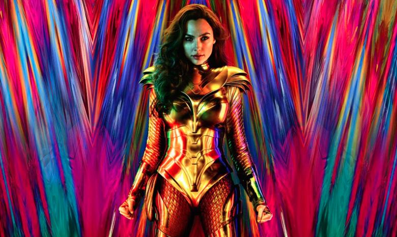 Promotional image, Wonder Woman 1984