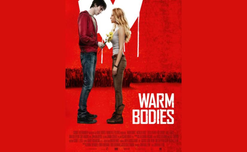 Movie Poster for 2013 movie 'Warm Bodies'