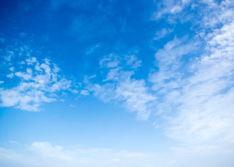 Pexels - Blue skies with clouds