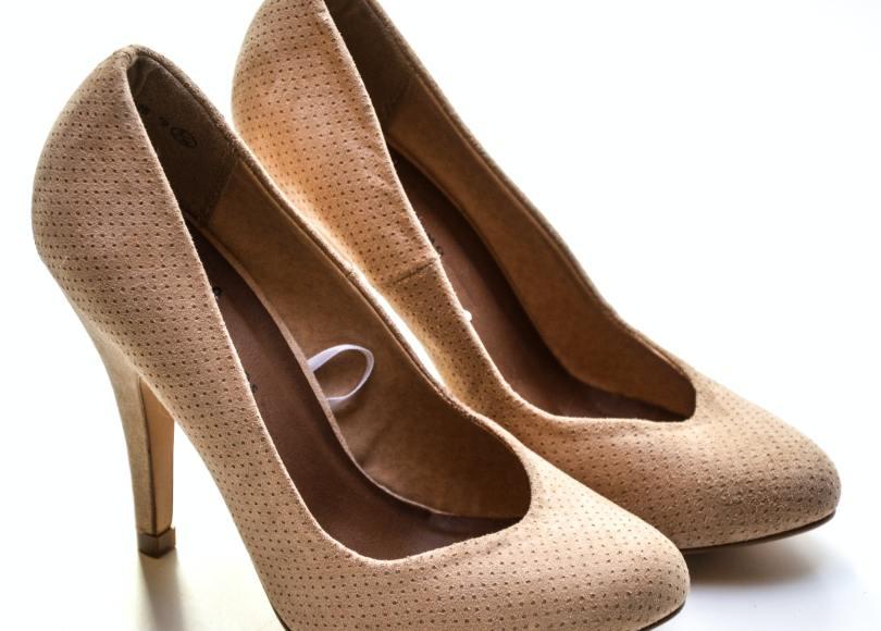 Pexels - Beige High Heels