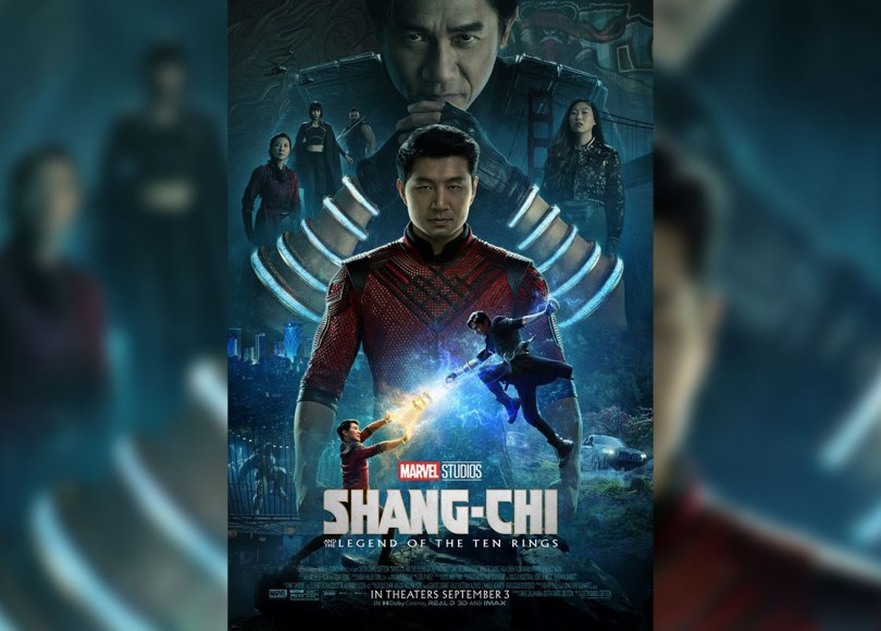 Marvel - Shang Chi - Movie Poster